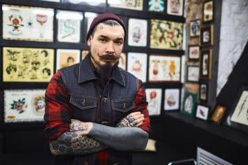 émission de TV sur le tatouage